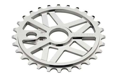 Stranger Strangergram Sprocket - Polished 28 Tooth